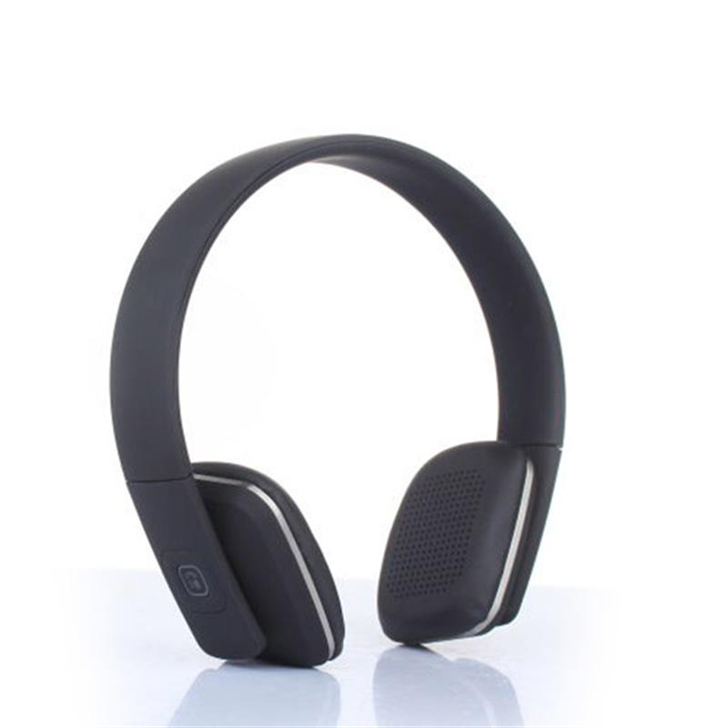 QC35 Wireless Bluetooth V4.0 Headphone Sport Headset Stereo Earphone with Microphone for PC iPhone iPad Cellphone (Black)<br>