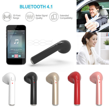 Buy SIFREE single Mini Bluetooth Wireless Earphone In-Ear Invisible Earbud Mic iPhone 7 plus 7 6 6s 5 5s Samsung S8 Xiaomi for $2.76 in AliExpress store