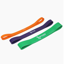 Fitness Equipment CrossFit Loop Pull Up Fitness Yoga Resistance Bands Rubber Expander Band Pounds For Training Body 3 levels GYH