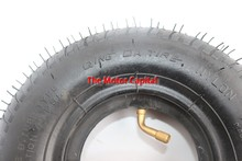 Good quality QIND 2.80/ 2.50-4 Tire + Inner TUBE Bent Valve Gas Electric Scooter Bike QIND Tire