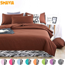 SMAVIA Bed Duvet Cover Sets 3-4pcs 100% Polyester Bedding Sets Bed Sets Duvet Cover Pillowcase Zebra Stripe Bed Sheet 4 Sizes