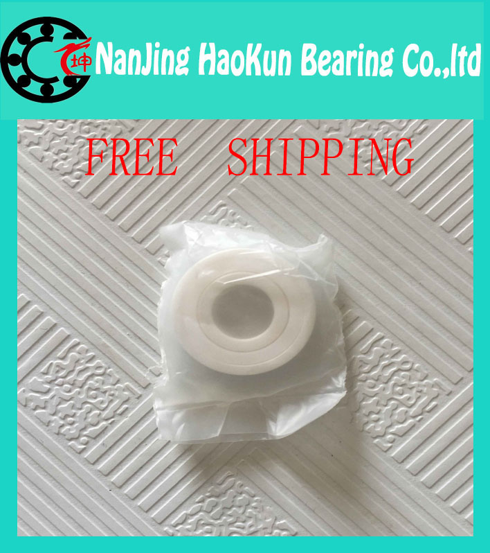 Free shipping 6200 full ZrO2 ceramic deep groove ball bearing 10x30x9mm<br><br>Aliexpress