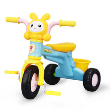 Baby Stroller Kids Bikes Tricycle Baby Walkers Music Version Cartoon Children's Bicycles Three-wheeled Bicycle Outdoor Gear(China)