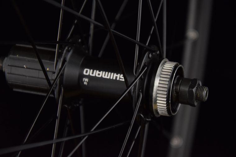 disc brake wheelset-center lock 9