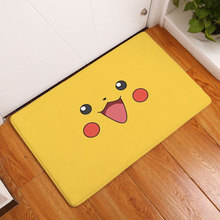 2017 New Cute Cartoon Images Carpets Anti-Slip Floor Mat For Children Kids Outdoor Rugs Animal Front Door Mats Non-slip Doormats