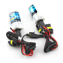 2 Pcs H11 Hid Xenon Light 12V 55W Car Headlight 3000K 4300K 5000K 6000K 8000K 10000K 12000K Bulbs Lamp Cheap Sale