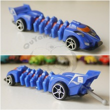 Hot Loose New Wheels Mutant Machines Diecast 1:55 Blue Toy Car Best Gift for Child