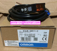 New and original  E3JK-DR11-C,  E3JK-TR11-C  OMRON  Photoelectric switch   Photoelectric sensor   2M
