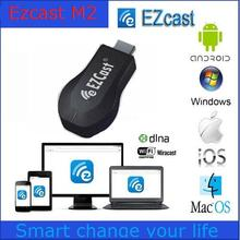 EZcast M2 DLNA Airplay WiFi Display Receiver Dongle Multi-screen Interactive TV Stick HDMI 1080P Miracast Make Notes(China)
