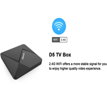 Dolamee D5 Android TV Box Quad Core Cortex A7 1.5GHz 32bit Wifi1GB 8GB 4K Ultra HD IPTV HDMI Smart TV Box PC Media Player