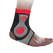 CFR Safety Ankle Support Gym Running Protection Gray Foot Bandage Neoprene Ankle Brace Band Guard Sport Tobilleras Deportivas(China)
