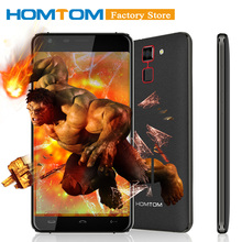 Original HOMTOM HT30 Smartphone 3G MTK6580 Quad Core 5.5 inch 1280*720 Android 6.0 1GB+8GB Dual Cameras 3000mAh Mobile Phone - Factory Store store