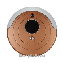 High Speed Running Large Battery Large Dustbin Vacuum Cleaner,low Noise,robot Vacuum A380 Vacuum cleaner for home(China)