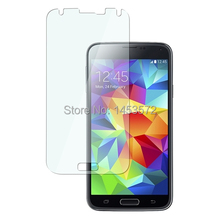 Lot/10 pcs Anti dust high clear screen protector film cover for Samsung Galaxy S5(China)