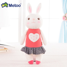 Tiramisu Rabbit Plush Toys Metoo Doll Kids Gifts 8 Style 35cm Bunny Stuffed Animal Lamy Rabbit Toy Birthday Christmas Gifts
