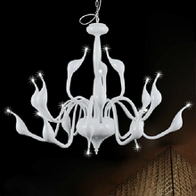 New Novelty LED Pendant Lights Fixture By Italian Designer 9/12/15/18/24 Lighting Lamp Christmas lustres de sala Home Decoration(China)