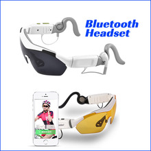 K1 Cycling Polarized Sun Glasses Touch Function Wireless Bluetooth Sunglasses Headset Music Stereo Headphone For iPhone Samsung