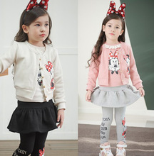 Spring girl Minnie children's children's clothing boutique on behalf of a tz107