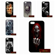 Haunted Mansion Skull Case For iPhone 7 4 4s 5 5s SE 5c 6 6 Plus Mobile Phone Cover