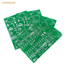 1 Set NAP250 Power amplifier PCB + Regulator power supply PCB base on UK NAIM NAP250/135amp