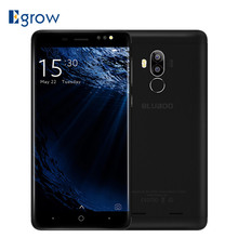 "Original BLUBOO D1 Mobile Phone 5.0"" HD 8.0MP Dual Back Camera MTK6580A Quad Core 2G RAM 16G ROM Android 7.0 2600mAh Cell phones"