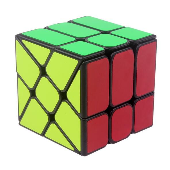 3D IQ Magic Cube Puzzle Logic Mind Brain teaser Educational Puzzles Game Toys for Children Adults 35