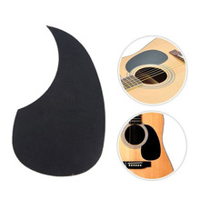"Acoustic Guitar Pickguard Guitar Pick Guard Fits 40"" 41"" Size Guitarra Color Black - Alice A025A(China)"