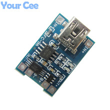 Buy 2 pcs DIY Kit Parts MINI USB 1A Lithium Battery Charging Board Charger Module Protection TP4056 18650 Plate 1A Li-ion Cell for $1.20 in AliExpress store