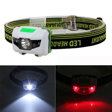 High Quality 4 Modes Waterproof Headlight Headlamp Torch Lanterna head lamp flashlight for Camping