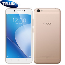 "Original Vivo Y66 Mobile Phone Android 6.0 4G LTE Snapdragon 430 Octa Core 3G RAM+32G ROM 5.5"" 2.5D 16MP 3000mAh Google Play"