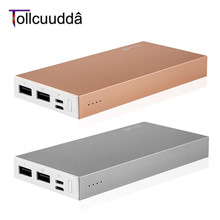 Tollcuudda DYJG02 10000MAH Large Capacity External Power Bank Portable Battery Charger Supply Smart Phones - Hellen cai's store