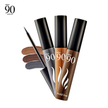 Hold Live Eyebrow Tint Peel Off Eyebrow Enhancer Tattoo Gel 3 Color Dye Cream Waterproof 72H Long Lasting Natural Eyebrow Makeup