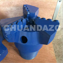 Best quality 3 blades 190mm PDC bit/ drilling PDC drag bit/ coal mining bit for mining(China)