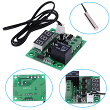 Buy Digital Display DIY Temperature Controller Module 12V High Precision Thermostat Thermometer Temperature Control Switch Sensor for $2.21 in AliExpress store