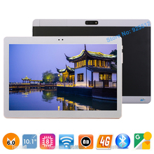2017 Hot New 10 inch Octa Core Tablet 4GB RAM 64GB ROM 5.0MP Dual Sim Cards GPS Tablet 3G Phone Call Tablet 10 DHL Free Shipping