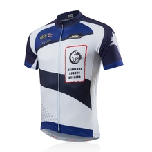 SAIL SUN Men Pro Cycling Jersey Top Bicycle Clothing White Blue Team mtb Summer Bike Shirts Jacket Breathable - Dream E-commerce Store store
