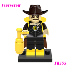Building Blocks Yellow Light The Scarecrow Super Heroes Green Lantern Black Adam Figures Legends Of Tomorrow Toys For Children