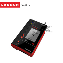 Launch X431 IV multimeters analyzers 86A dealer code scan diagnostics tool for repairing cars print vehicle fault data out