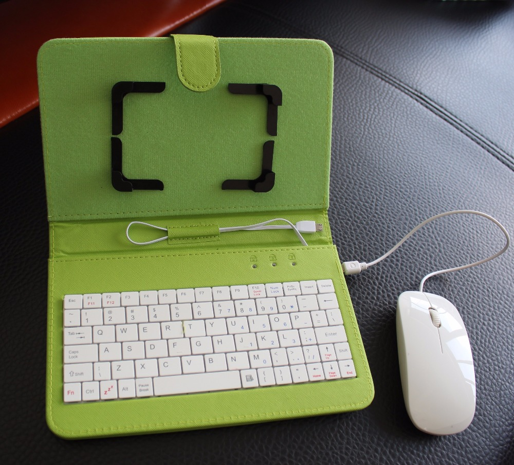 Wired Keyboard with mouse (12)