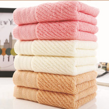 34*74cm 4-8pcs Thick Cotton Hand Towels Set,Terry Hand Towels Set,Decorative Face Bathroom Hand Towels Set,Toallas Algodon,T093