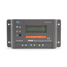 1pc x 10A View Star VS1024BN 12V 24V Auto EP PWM Solar system Kit Controller LCD Display