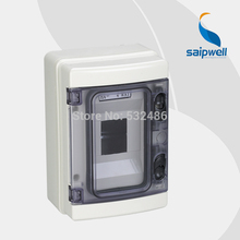 Hot sale ip65 waterproof power distribution box 4 ways HA series 208*140*95mm
