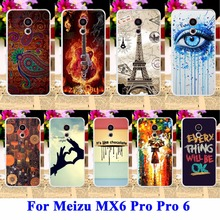 Vintage Aztec Tribal Totem Painted Phone Cases For Meizu MX6 Pro Covers Meilan Pro 6 Pro 5 mini 5.2 Housing Bags Skin Shell Ho