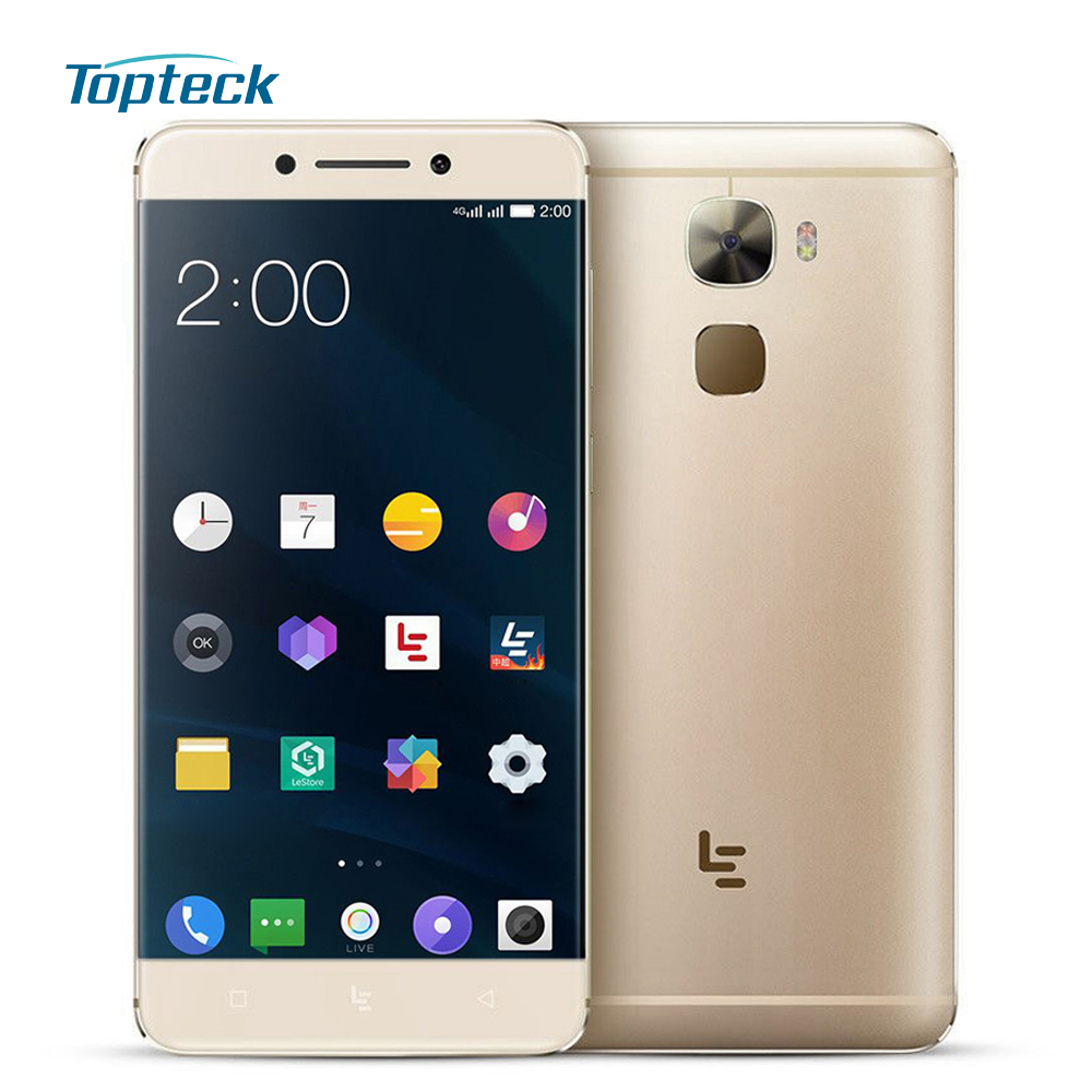 "Letv LeEco Le Pro 3 4G IR 5.5"" FHD Snapdragon 820 Smartphone Cellphone 4GB+32GB Touch ID 4070mah OTG quick charge Mobile Phone(China)"