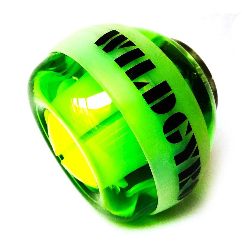 Muscle Relax Hand Ball Gyroscope Energy Ball Power Ball Light Counter Wrist Ball LED+Speed Meter Counter Fitness Gyro Ball (8)