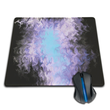 Babaite Best Sellers Smoke Blue Purple Orb Custom Made Computer Notebook Mouse Mat High Quality Resistant Dirt Cheap Mouse Pad