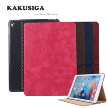 KAKUSIGA For Apple Ipad Air 2 Case Cover Ipad 6 PU Leather Folio Folding Stand Shell Tablet Protection For Ipad Series Cover
