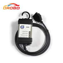 Best Quality Volvo Vida Dice Diagnostic-Tool not only J2534 but Volvo Protocol Support Firware update & self test 2013D version(China)
