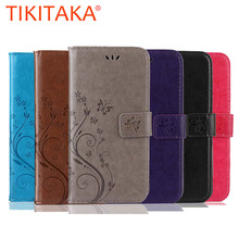 Fashion Phone Cases For Samsung Galaxy Core 2 G355H SM-G355H Case Coque Wallet Flip Leather Back Cover With Card Slots Fundas