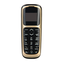 Original Long-cz V2 Bluetooth Dialer 0.66 Inch Magiac Voice Mini Mobile Phone With Hands Free Support Fm Radio Micro Sim Card(China)